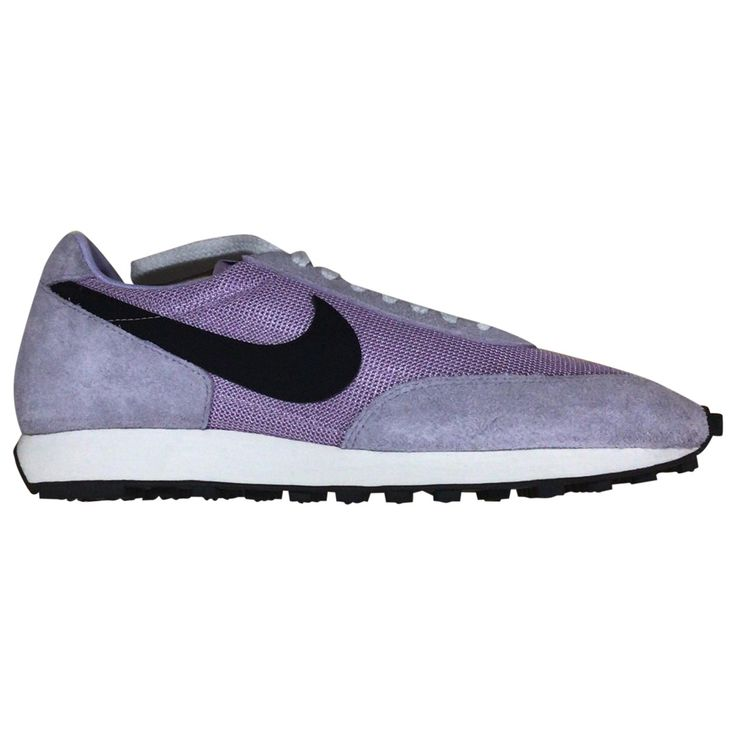 Nike - Baskets pour homme en toile - violet en 2021 | Baskets nike ...