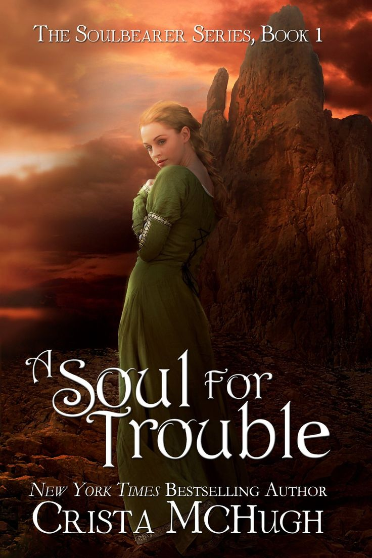 Amazon: A Soul For Trouble (the Soulbearer Trilogy Book 1) Ebook