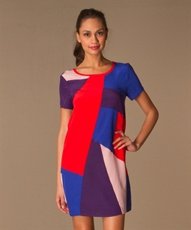 Marc Jacobs Bowery Jurk - Multicolored