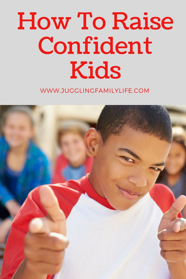 Looking for advice on how to raise confident kids? Here are our top 5 parenting tips for raising kids with self-confidence. via @dianenassy