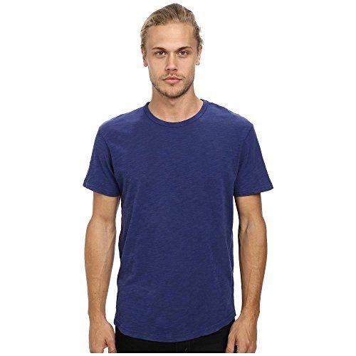 (オルタナティヴ) Alternative メンズ トップス Tシャツ Washed Out Slub Crew 並行輸入品  新品【取り寄せ商品のため、お届けまでに2週間前後かかります。】 表示サイズ表はすべて【参考サイズ】です。ご不明点はお問合せ下さい。 カラー:Midnight
