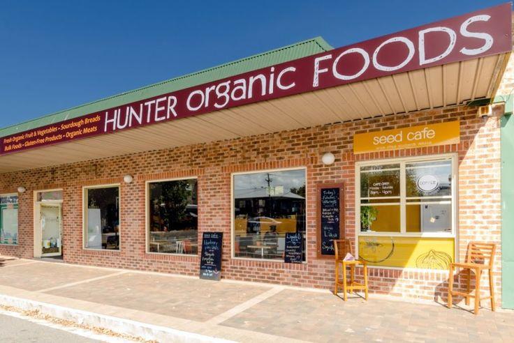 Hunter Organic Foods