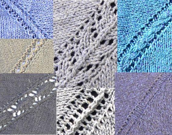 Stricknetz  -Raglanlinien- Rund um die Themen Stricken, Maschinestricken, Strickmaschine, Wolle, Strickbücher, Maschinenstricken