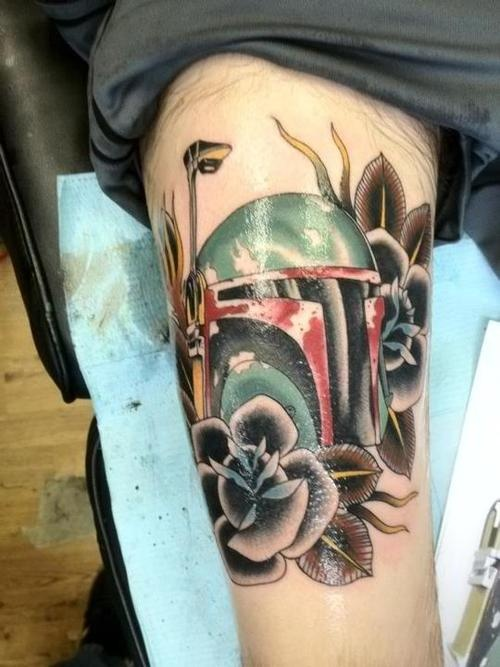 boba fett logo tattoo wwwimgkidcom the image kid has it