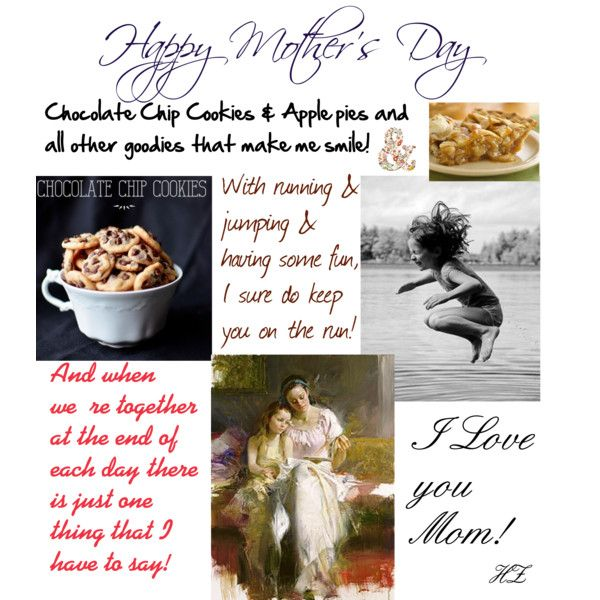"""""""Happy Mother's Day Poem"""" by cog-hz on Polyvore"""