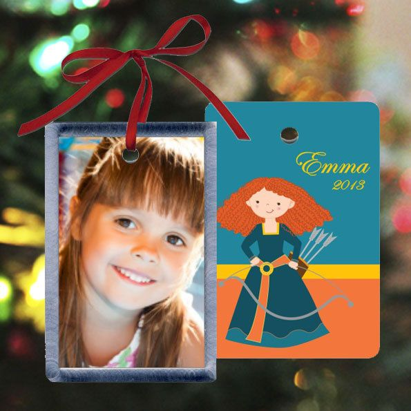 30 best Personalized Disney Christmas Ornaments images on ...