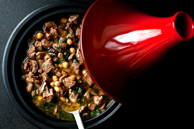 Tagine-Style Lamb Stew by John Willoughby