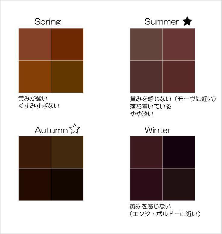 Brown tones!!
