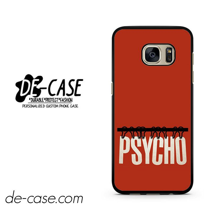 Movie Poster Psycho DEAL-7476 Samsung Phonecase Cover For Samsung Galaxy S7 / S7 Edge
