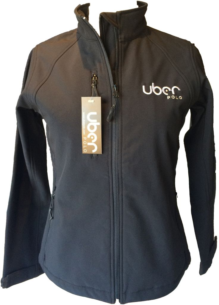 UberPolo soft shell jacket - available in ladies or men's cut. Really warm, wind and rain resistant.  http://www.uberpolo.com/jackets/