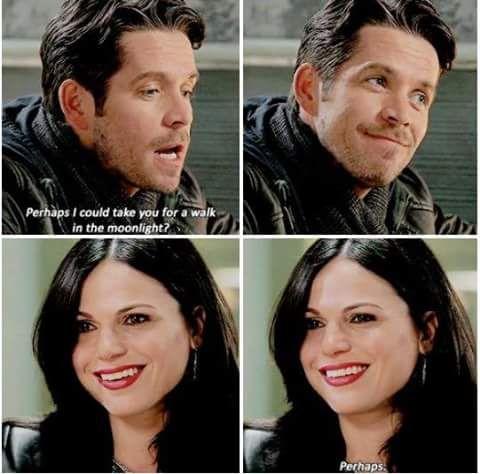 Regina Mills AKA Evil Queen  amp  Robin Hood