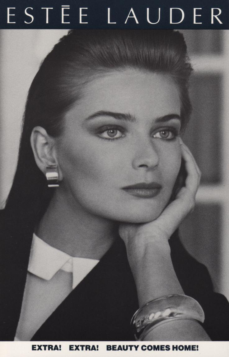 1980s fashion image by Lamiae Chraibi Paulina porizkova
