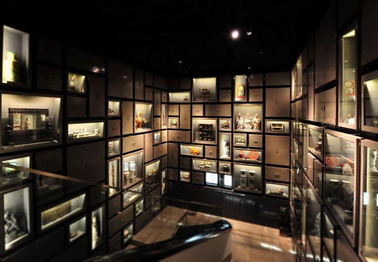 Museum meets interior design