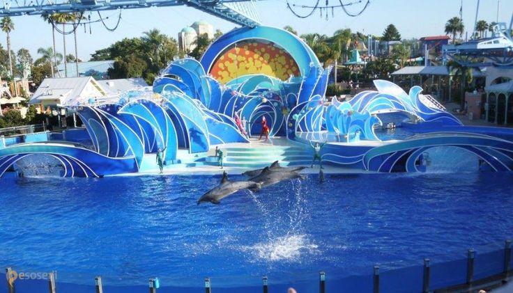 Парк Морской Мир – #Соединённые_Штаты_Америки #Калифорния #Сан_Диего (#US_CA) Интересное развлечение для детей и взрослых  ↳ http://ru.esosedi.org/US/CA/1000466182/park_morskoy_mir/