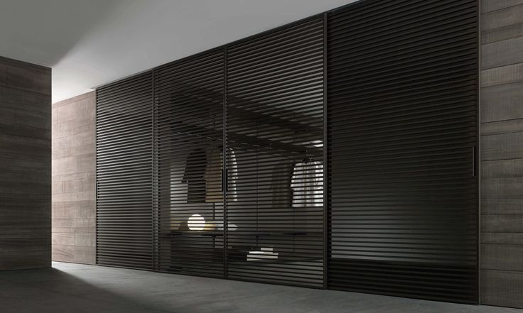 Stripe by Rimadesio | Partitions