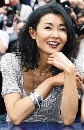 MAGGIE CHEUNG--lovely