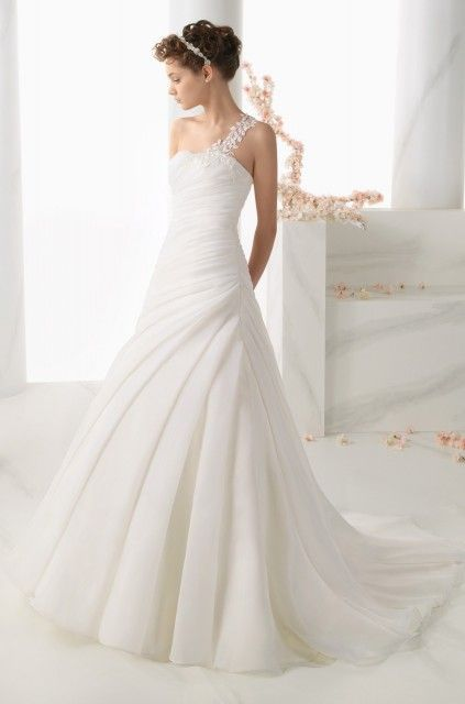 Alma Novia Wedding Dress Style 150 Nick [150]