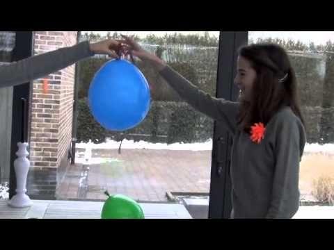De 3 proefjes met water - YouTube