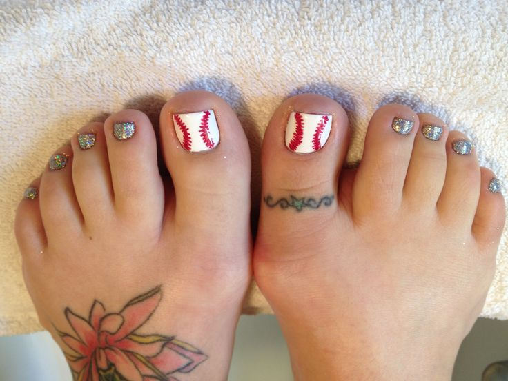 25 trending baseball toes ideas on pinterest baseball nail baseball toes prinsesfo Images