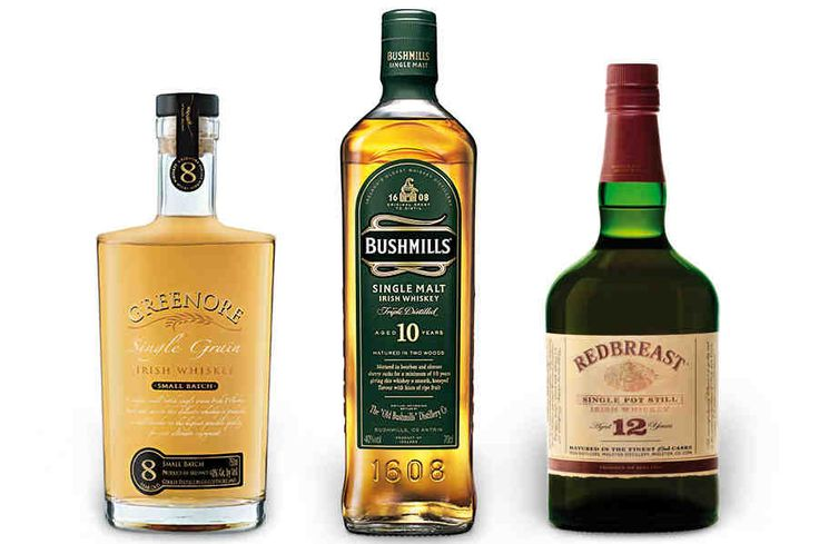 Ten Outstanding Irish Whiskeys That Aren't Jameson -- Grub Street