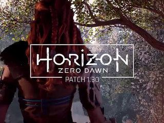 Horizon Zero Dawn Trailer Patch 1.30