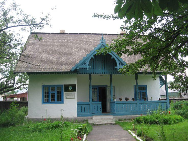 """Casa Memoriala """"Nicolae Labiş"""" Istorie / Cultură Case memoriale Bucovina"""