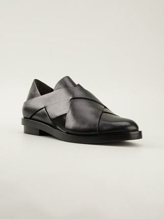 Alexander Wang `morgan` Loafers - Feathers - Farfetch.com