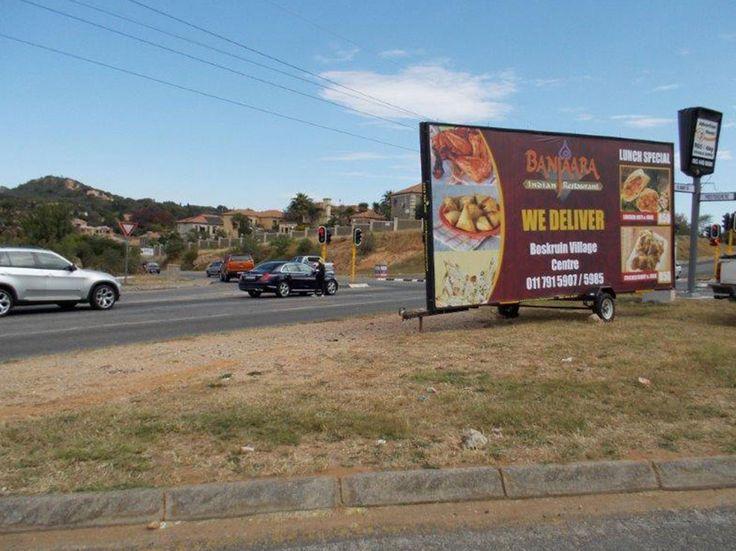 Banjara fast food advert