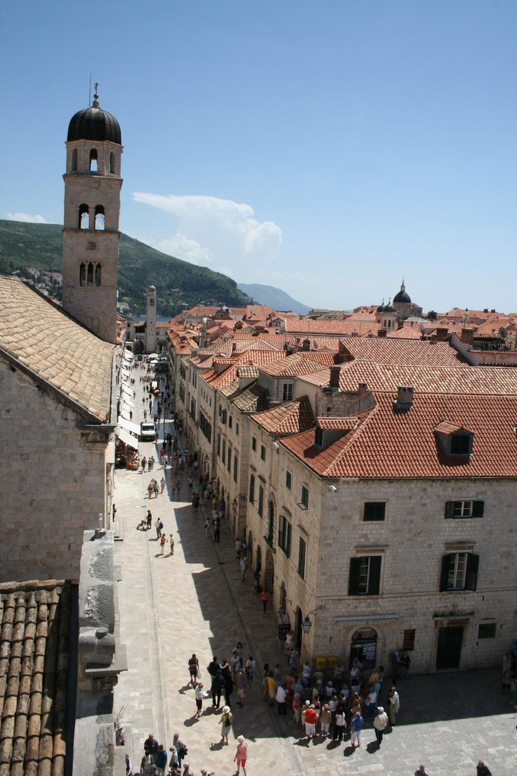 Pääkatu #Stradun. Main street Stradun. #Dubrovnik