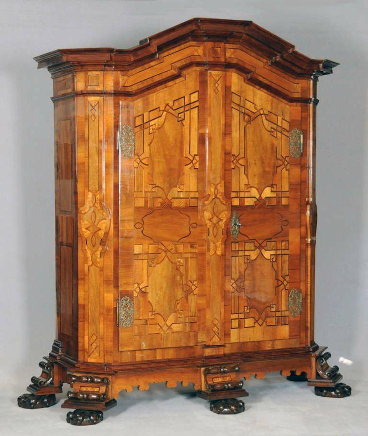 284 best m bel barock baroque furniture images on pinterest closets armoire and armoires. Black Bedroom Furniture Sets. Home Design Ideas