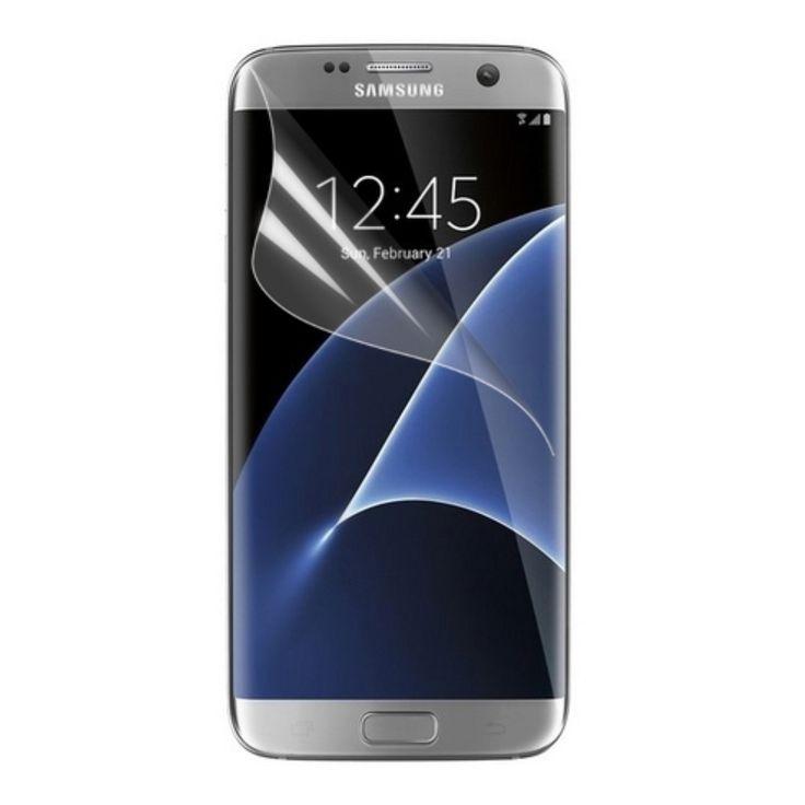 5 Protections écran Incurvée pour Samsung Galaxy S7 Edge