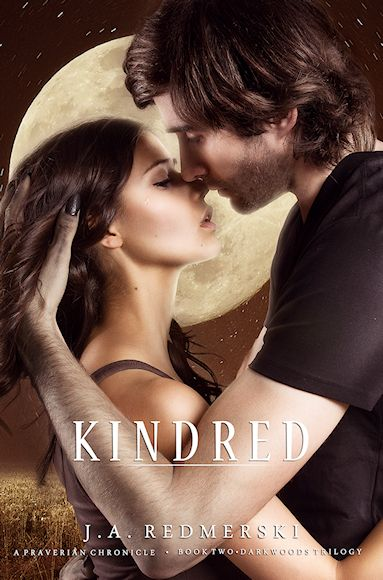 Kindred - Darkwoods Trilogy #2