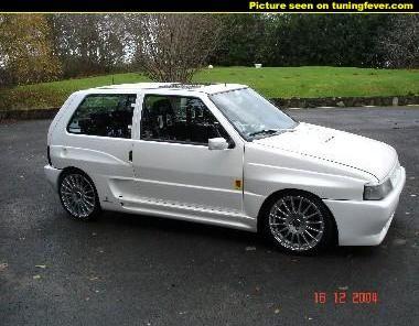 Fiat Uno 13 Turbo Ie Fiat Pinterest Fiat Uno Cars