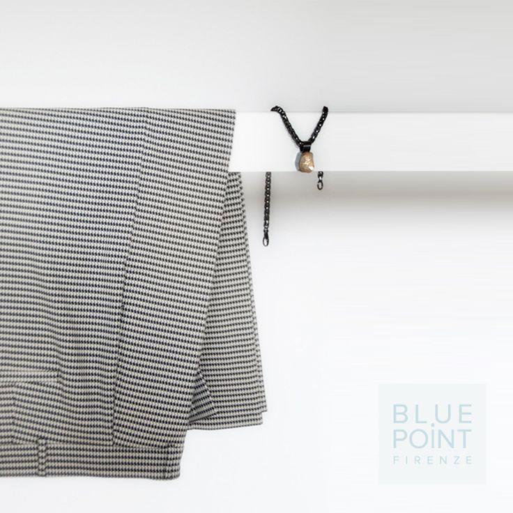 Il dettaglio rock trasforma il tuo outfit in minimal chic.  Collana POWER ROCK Disponibile nel nostro e-store dalla prossima settimana. Design by C. Angelini  #bluepointfirenze #bpf #italianissimi #jewels #orecchini #fashionissimi #handmade #gioielloartigianale