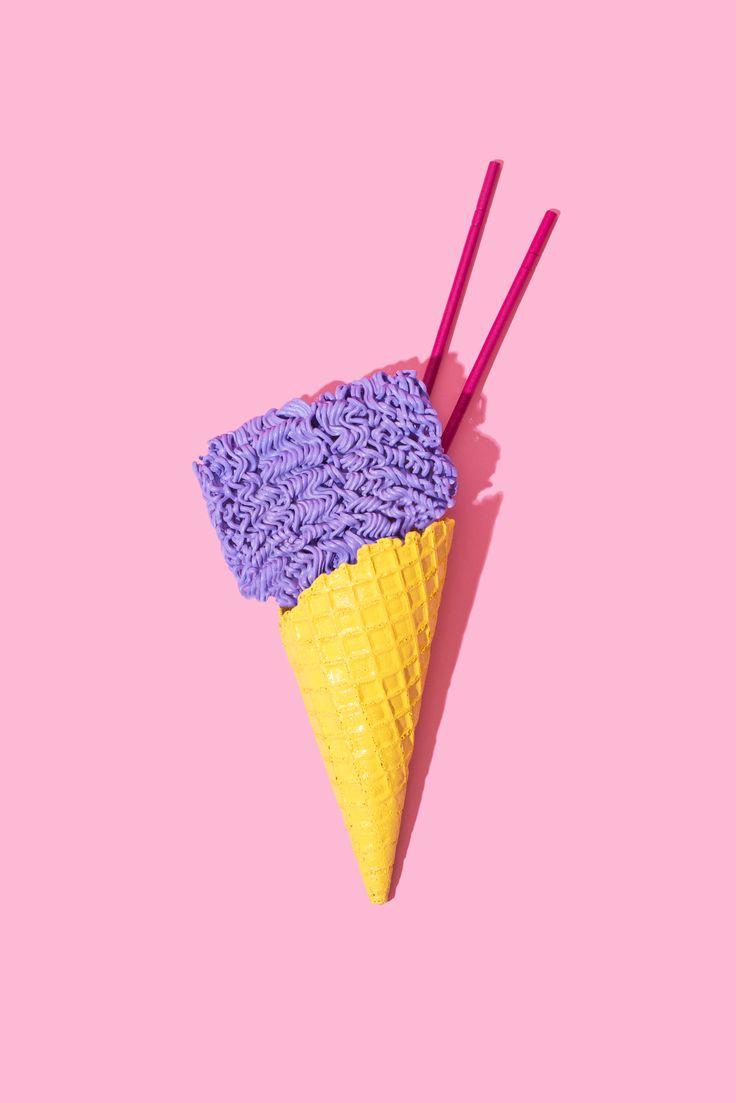 Ramen Scoop / Violet Tinder Studios