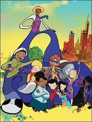 Class of 3000! Miss this show sooooo much! I listened to some of the songs recently and it took me back!!!