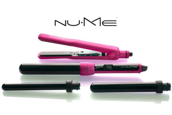 Good hair days from here on out. Grab yourself a Nume professional straightener or curling wand for 67% off retail!