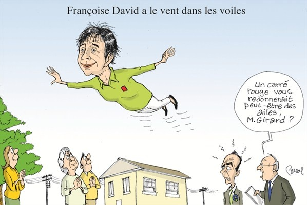 La caricature du jour - Mardi 21 août (© Pascal Elie)
