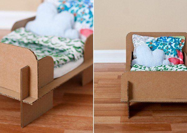 Картонная кроватка своими руками для любимой игрушки вашего ребенка.. Понравился дизайн? Поддержи его лайком! Еще дизайны:Несколько способов добавить свадебному декору блеска)Порция нежного вдохновенияРомантичный декор в сочетании с кирпичной стеной — вдохновляетИспользуем зелень в оформленииВсем ли нужна классика
