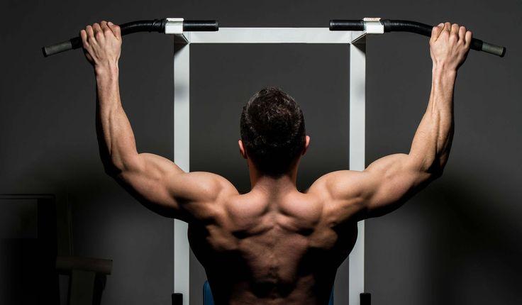 Mejores jalones para trabajar la parte inferior del dorsal