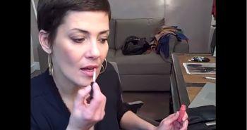 Les conseils maquillage de Cristina Cordula. Magnifaaaiique !