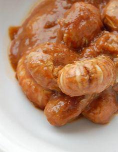 Photo de la recette : Langoustines à l'américaine (ou à l'armoricaine)