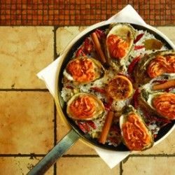 Check out this Oysters Fonseca recipe from LouisianaSeafood.com
