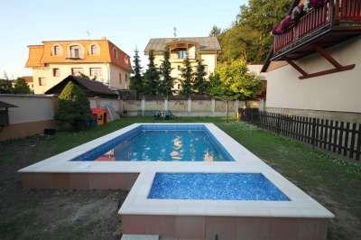 Luxusní wellness na míru - Bazény na míru