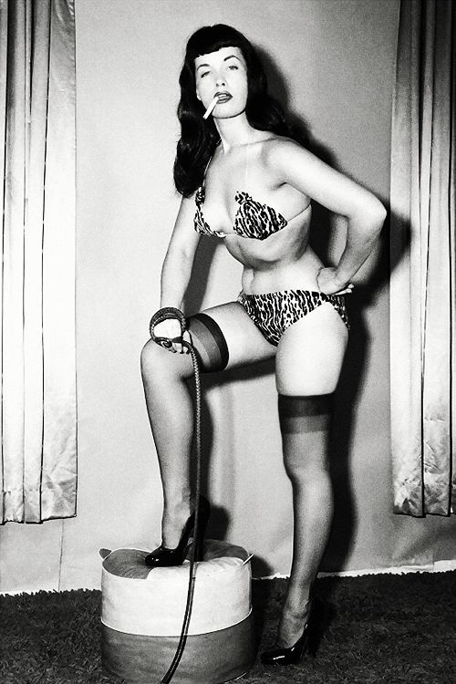 bettie page photographed by irving klaw c 1950s the. Black Bedroom Furniture Sets. Home Design Ideas