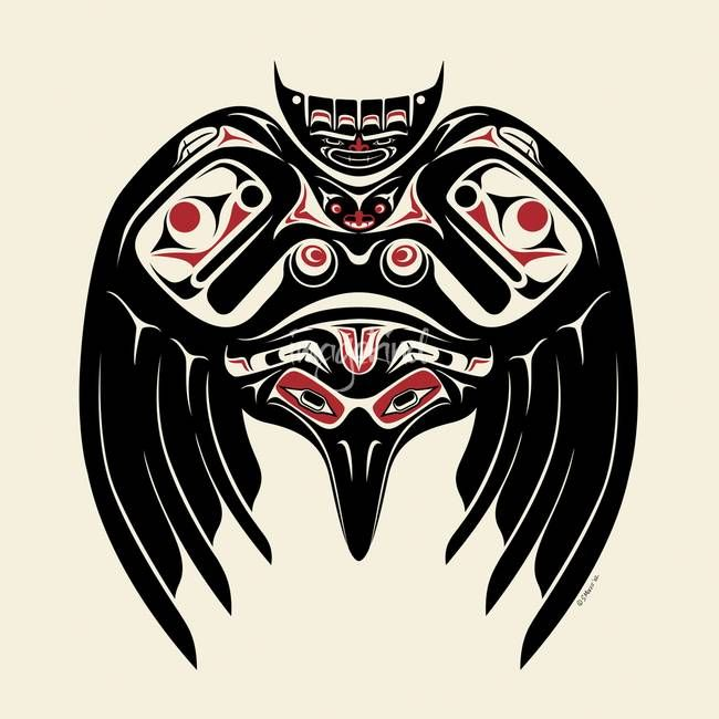 pacific northwest indian symbols bing images native american art pinterest indian. Black Bedroom Furniture Sets. Home Design Ideas