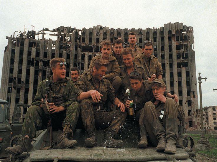 Первая Чеченская война - Пошук Google НЕЛЮДИ