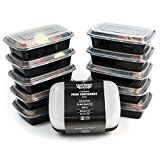 Premium 1-Compartment Stackable Meal Prep Containers With Lids Microwave, Dishwasher Safe And Reusable Bento Lunch Box / Compartments With Divider Plates By California Home Goods by California Home Goods  (363)Buy new:  £15.95  £8.95 (Visit the Bestsellers in Home & Garden list for authoritative information on this product's current rank.) Amazon.co.uk: Bestsellers in Home & Garden...