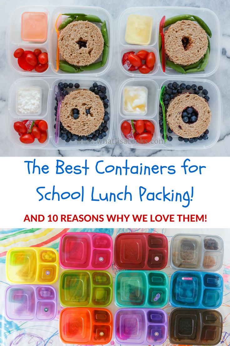 My Favorite Lunch Containers - and 10 Reasons Why I Love Them! — What Lisa Cooks