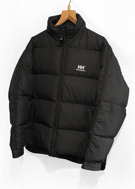 Vintage 90's Helly Hansen Reversible Goose Down Puffer